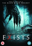 Exists - British DVD cover (xs thumbnail)