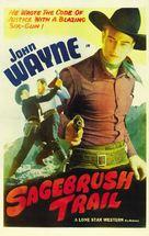 Sagebrush Trail - Re-release poster (xs thumbnail)