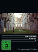 Nostalghia - German DVD cover (xs thumbnail)