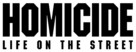 """Homicide: Life on the Street"" - Logo (xs thumbnail)"