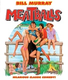 Meatballs - Blu-Ray cover (xs thumbnail)