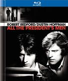 All the President's Men - Movie Cover (xs thumbnail)