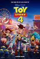 Toy Story 4 - Danish Movie Poster (xs thumbnail)