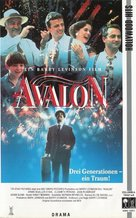 Avalon - German Movie Cover (xs thumbnail)