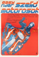 Easy Rider - Hungarian Movie Poster (xs thumbnail)