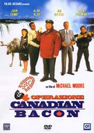 Canadian Bacon - Italian DVD cover (xs thumbnail)