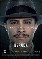 Neruda - Chilean Movie Poster (xs thumbnail)