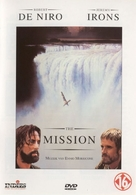 The Mission - Dutch DVD movie cover (xs thumbnail)