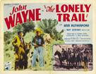 The Lonely Trail - Movie Poster (xs thumbnail)