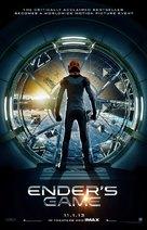 Ender's Game - Movie Poster (xs thumbnail)