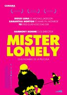 Mister Lonely - Mexican Movie Poster (xs thumbnail)