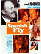 Spanish Fly - British Movie Cover (xs thumbnail)