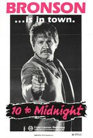 10 to Midnight - Movie Poster (xs thumbnail)