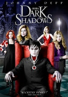 Dark Shadows - DVD cover (xs thumbnail)