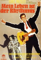King Creole - German Movie Poster (xs thumbnail)