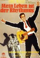 King Creole - German Movie Poster (xs thumbnail)