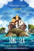 Song of the Sea - British Movie Poster (xs thumbnail)