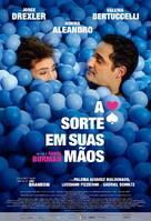 La suerte en tus manos - Brazilian Movie Poster (xs thumbnail)