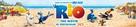 Rio - Brazilian Movie Poster (xs thumbnail)