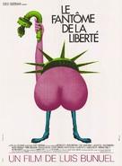 La fantôme de la liberté - French Movie Poster (xs thumbnail)