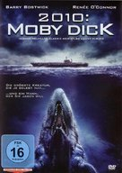 2010: Moby Dick - German Movie Cover (xs thumbnail)