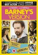 Barney's Version - British DVD movie cover (xs thumbnail)