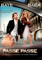 Passe-passe - French Movie Poster (xs thumbnail)