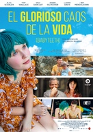 Babyteeth - Spanish Movie Poster (xs thumbnail)