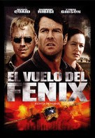 Flight Of The Phoenix - Argentinian Movie Cover (xs thumbnail)