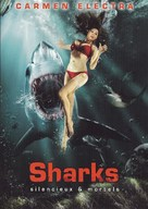 2 Headed Shark Attack - French Movie Cover (xs thumbnail)