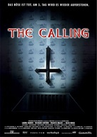 The Calling - German Movie Poster (xs thumbnail)