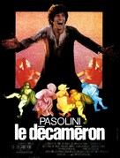 Il Decameron - French Movie Poster (xs thumbnail)