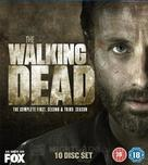 """""""The Walking Dead"""" - British Blu-Ray movie cover (xs thumbnail)"""