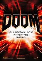 Doom - Movie Poster (xs thumbnail)