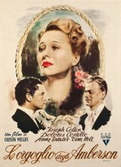 The Magnificent Ambersons - Italian Movie Poster (xs thumbnail)
