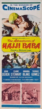 The Adventures of Hajji Baba - Movie Poster (xs thumbnail)