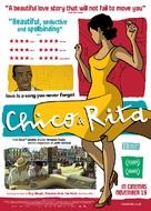 Chico & Rita - British Movie Poster (xs thumbnail)