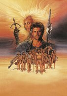 Mad Max Beyond Thunderdome - Australian Key art (xs thumbnail)