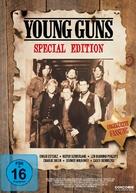 Young Guns - German Movie Cover (xs thumbnail)