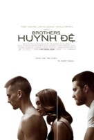 Brothers - Vietnamese Movie Poster (xs thumbnail)
