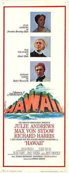 Hawaii - Movie Poster (xs thumbnail)