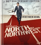 North by Northwest - Blu-Ray movie cover (xs thumbnail)