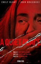A Quiet Place - Movie Poster (xs thumbnail)