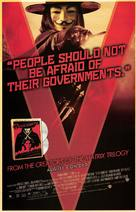 V For Vendetta - poster (xs thumbnail)