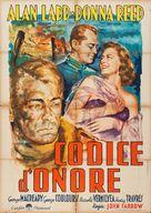 Beyond Glory - Italian Movie Poster (xs thumbnail)