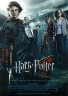 Harry Potter and the Goblet of Fire - Spanish Movie Poster (xs thumbnail)