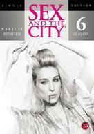 """""""Sex and the City"""" - Danish DVD movie cover (xs thumbnail)"""