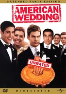 American Wedding - Movie Cover (xs thumbnail)
