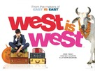 West Is West - British Movie Poster (xs thumbnail)