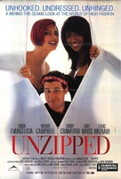 Unzipped - Movie Poster (xs thumbnail)